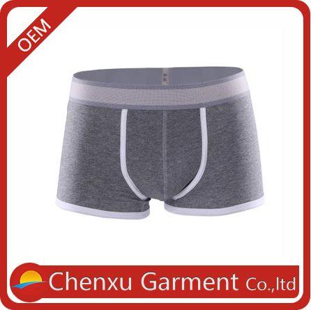 wholesale tight underwear men custom bamboo underwear for boxer short male underwear model pictures