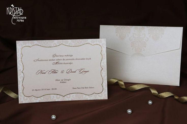 Huwelijkskaarten Kristal Boutique : 70786