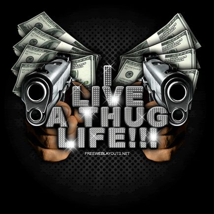Thug Life Quotes   Thug life image by dminjarez on Photobucket