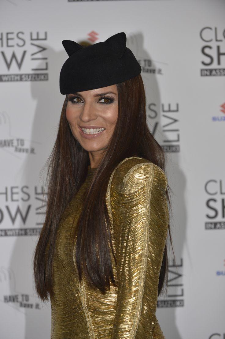 Stylist to the stars and Suzuki Fashion Theatre co-presenter Grace Woodward