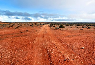 Destination Fit: Run the Austrailian Outback Marathon