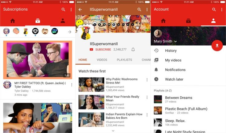 If you're one to take a video and upload it to YouTube, the process is now much simpler on iOS. An update brings in more Material Design, and some native e