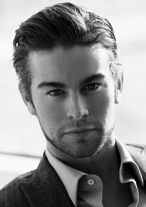 Chace Crawford. Can't stop staring.