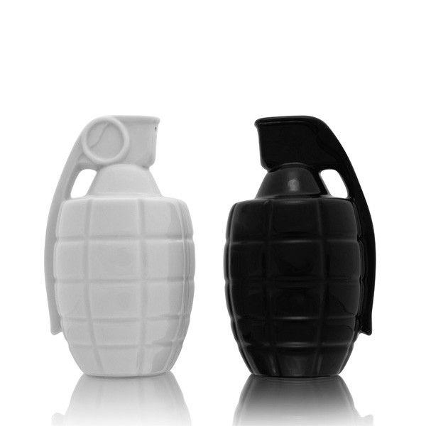 Solniczka i pieprzniczka - granaty http://4gift.pl/solniczka-i-pieprzniczka-granaty.html