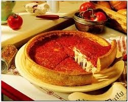 My favorite Chicago Pizza! Giordano's