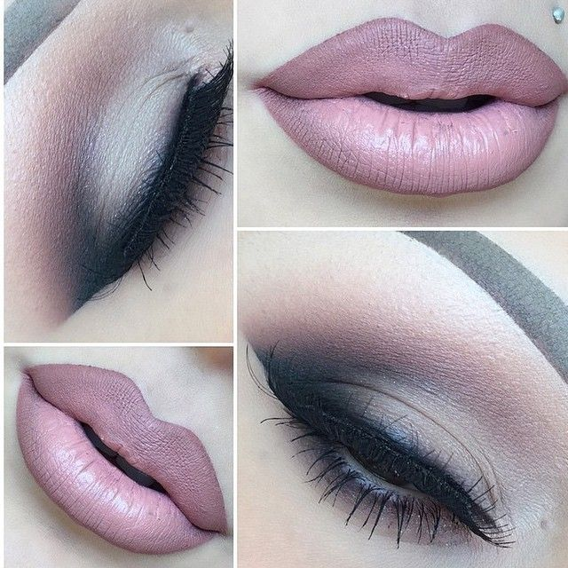 pretty neutral look, love the slightly smoked outer corner