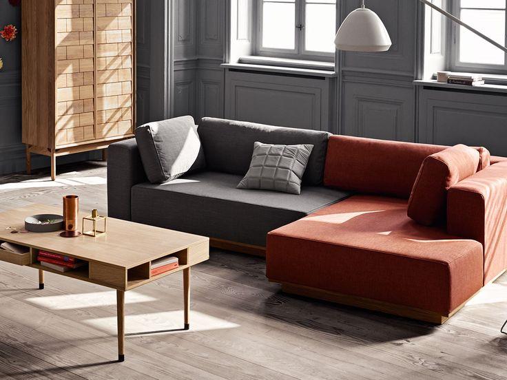Modulsoffor - Designa din personliga modulsoffa till ditt hem med Bolia