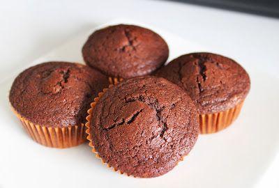 Colazione per tutti: Muffins con farina di riso e cioccolato