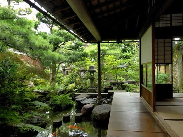open structure japanese house homes pinterest japanische japanische architektur und. Black Bedroom Furniture Sets. Home Design Ideas
