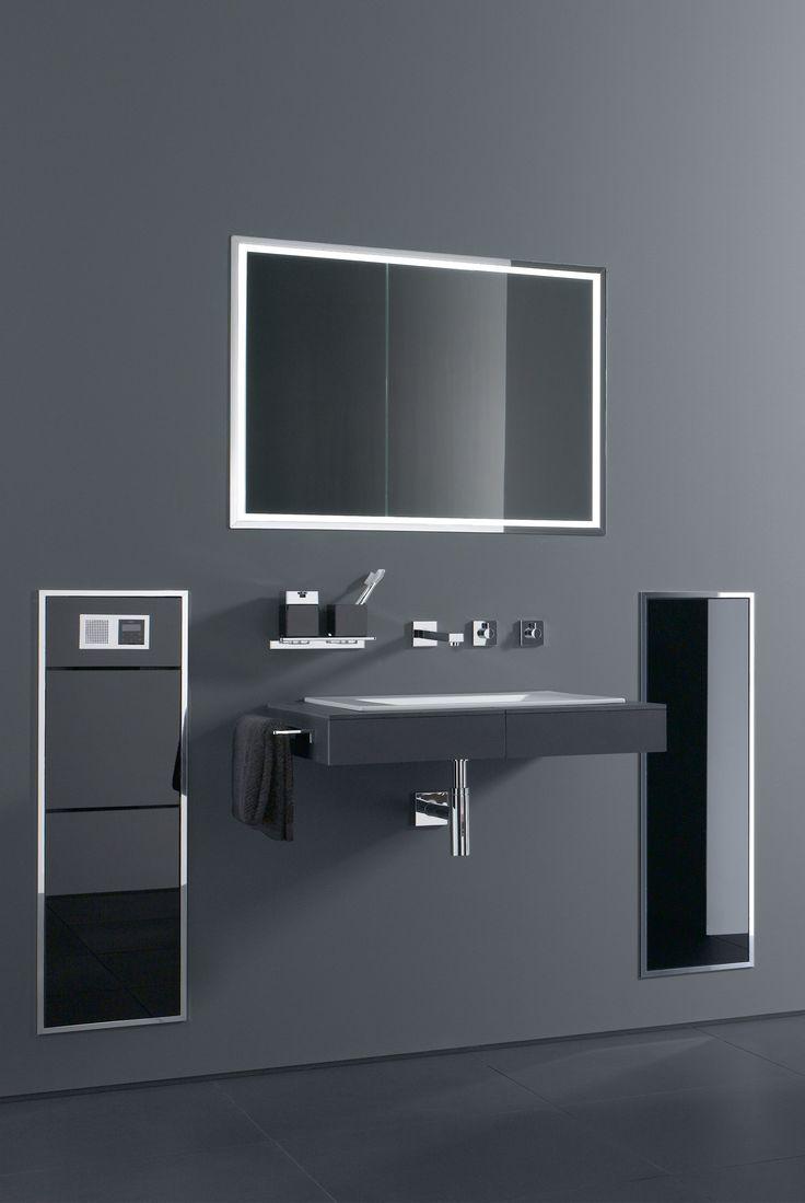 Emco Asis Prestige Lichtspiegelschrank Unterputzmodell Breite T R Rechts 1015mm Badezimmerideen Badezimmereinrichtung Badezimmer Innenausstattung