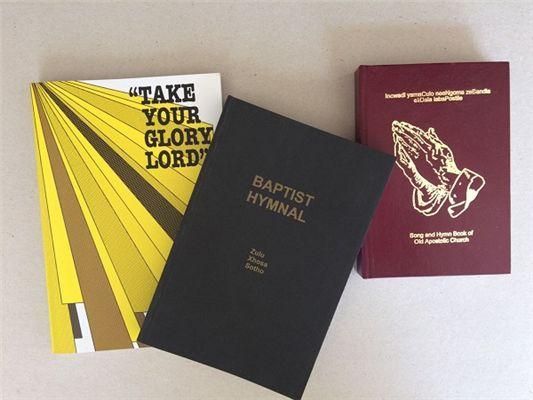 Hymn Book Binding and Repair Port Elizabeth