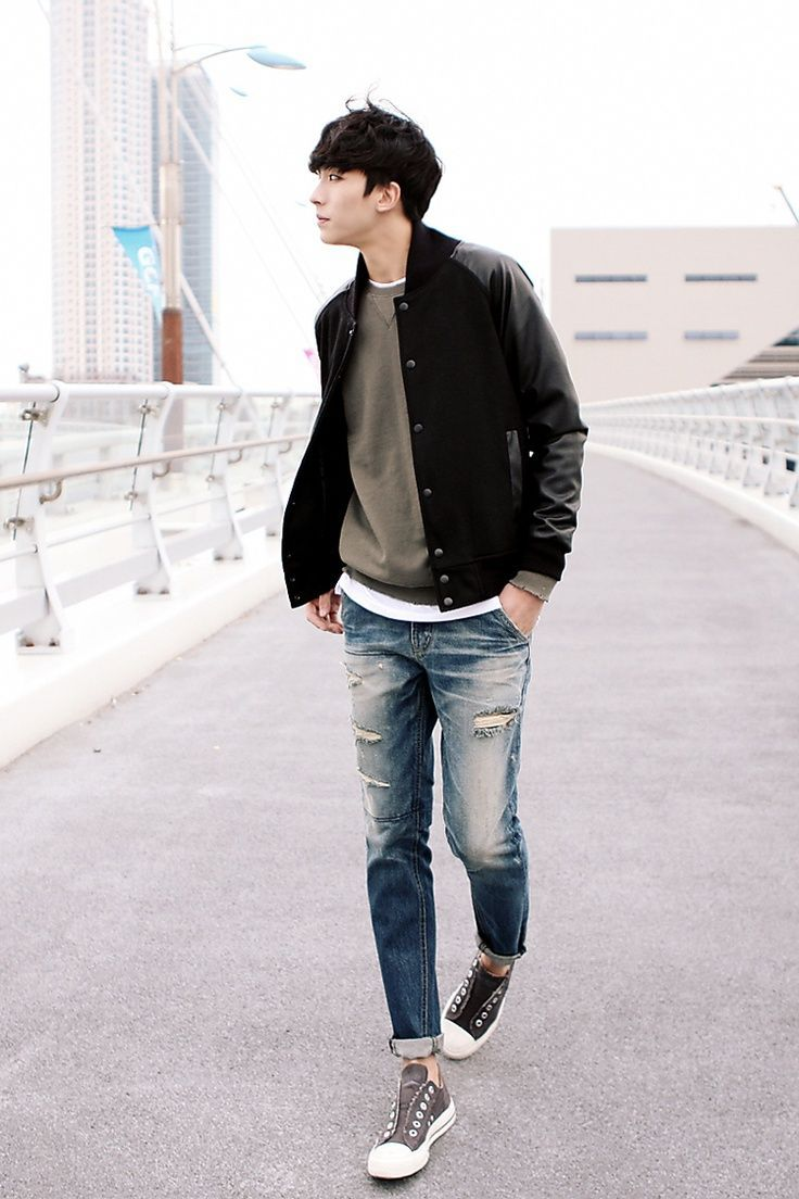 Korean guys dating style