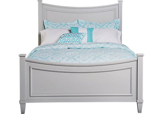Shop for a Jaclyn Place Gray 3 Pc Full Bed at Rooms To Go Kids. Find  that will look great in your home and complement the rest of your furniture.