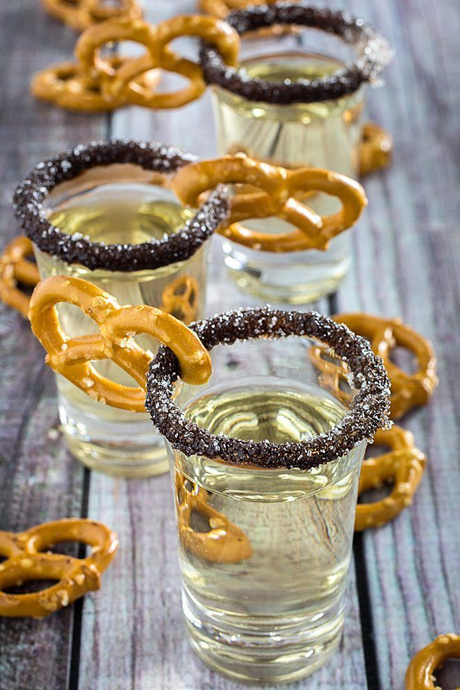 Chocolate Covered Pretzel Shot pretty much has everything you'd be looking for in a dessert type alcoholic beverage. It's sweet and salty, with notes of chocolate and a familiar aftertaste. Living up to its name, it tastes just like a chocolate...