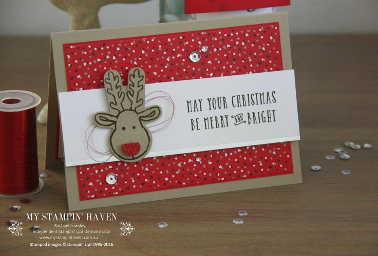 Stampin' Up! - Cookie Cutter Christmas
