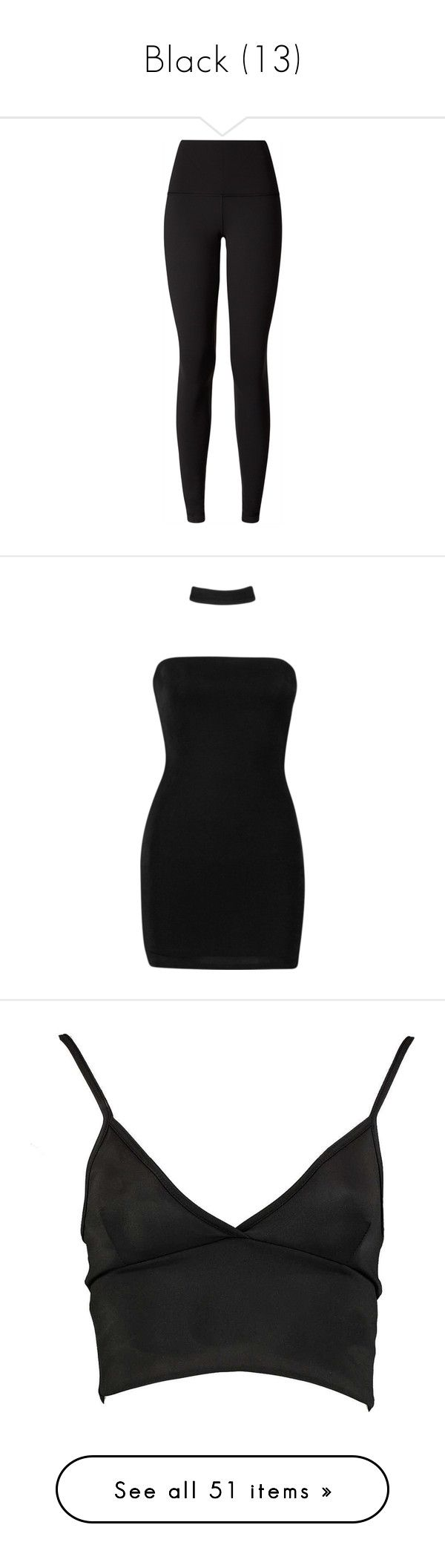"""""""Black (13)"""" by glitterals ❤ liked on Polyvore featuring pants, lululemon, dresses, petite cocktail dress, petite bodycon dresses, mini dress, bodycon mini dress, mini cocktail dress, tops and sequin top"""