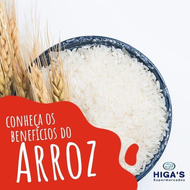 Que o arroz é o queridinho do Brasil você já sabia, mas você conhece outros benefícios que ele pode proporcionar que vão além da alimentação?  Sim, o arroz também pode ser usado para outras funções.    Confira em nosso site: http://www.supermercadohigas.com.br/post/32-arroz-alem-do-prato-    Gostou? Sabe de mais algum benefício? Compartilhe suas experiências com a gente!