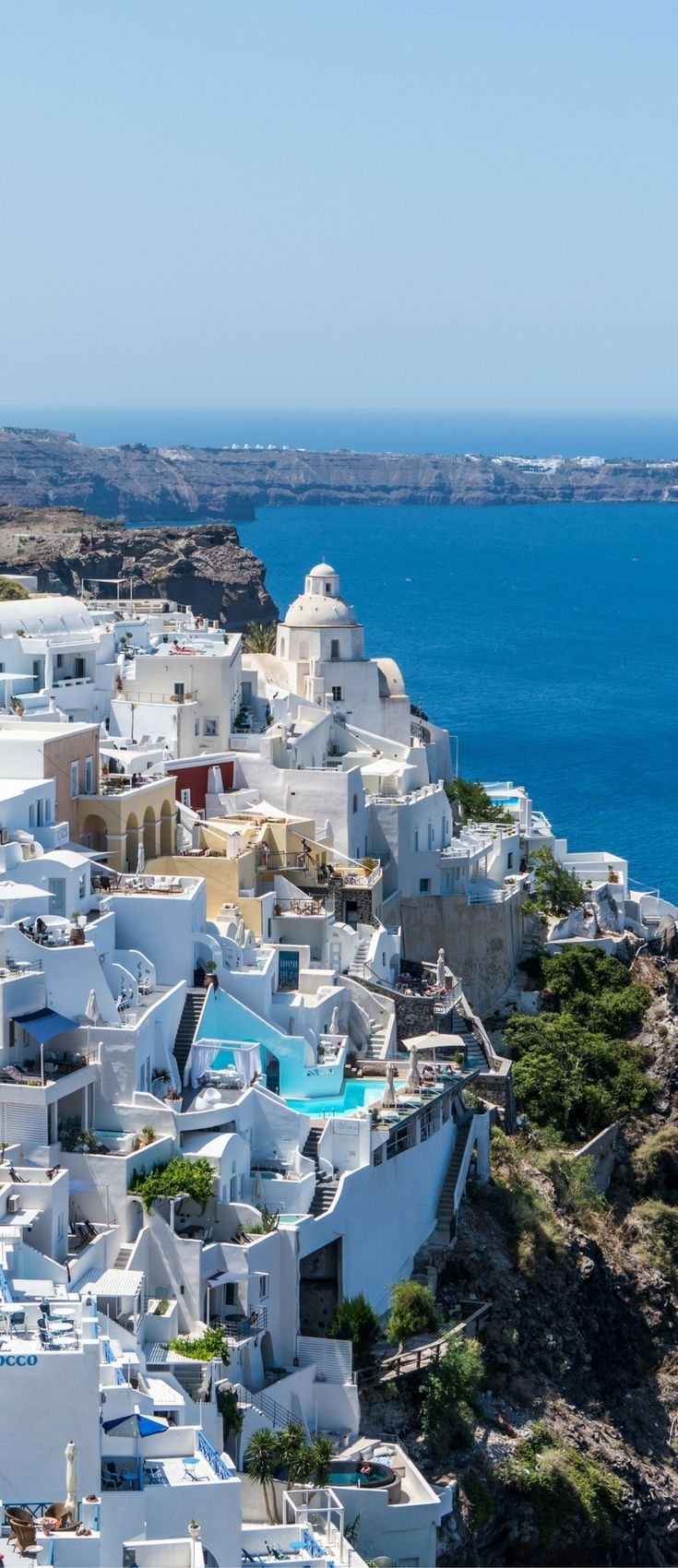 Greece is one of the top 10 most popular places to honeymoon. Find out what the other 9 are! Click through to see them all!