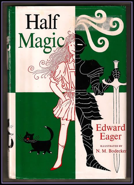 Edward eager magic or not