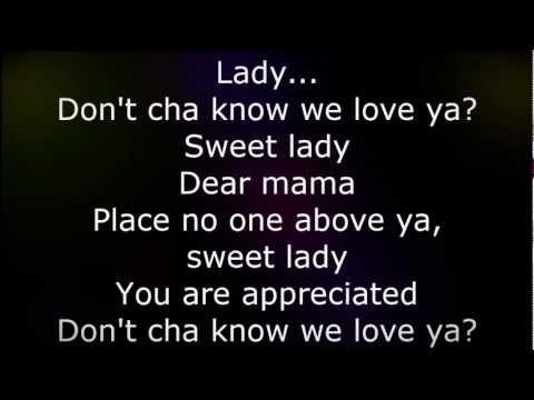 Tupac - Dear Mama (Lyrics)
