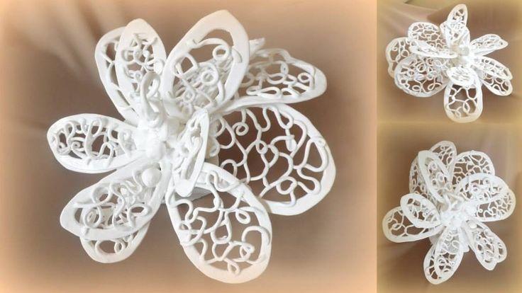 Hand-built porcelain