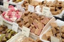 Back to the Past Fudge at the South Glos Show!