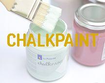 Guía de la pintura Chalk Paint, paso a paso para aprender todos los trucos, utilidades y aplicaciones de esta pintura tan versátil, no hay ninguna igual.
