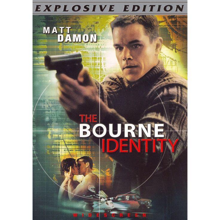 The Bourne Identity (WS) (Explosive Edition) (dvd_video)