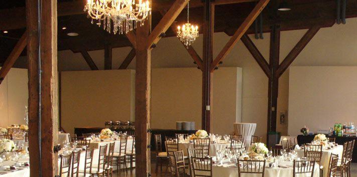 Yaletown Roundhouse, Exhibition Hall | Unique Vancouver Wedding Venues