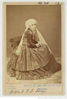 Φωτογραφία  του Πέτρου Μωραϊτη  Ψαριανή τέλη 19ου αιώνα