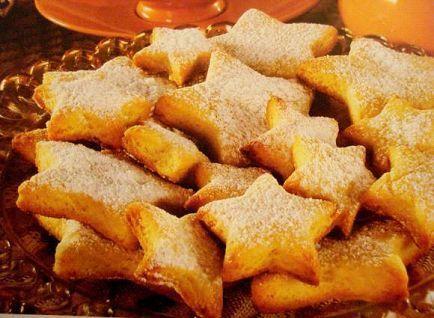 Печенье песочное домашнее, рецепт на масле сливочном