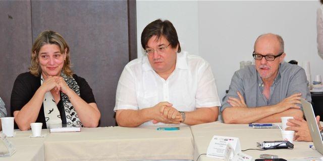Beca de periodismo cultural Gabriel García Márquez.  (VI)  Fotografía: Milton Ramírez @FOTOMILTON. MIncultura 2013