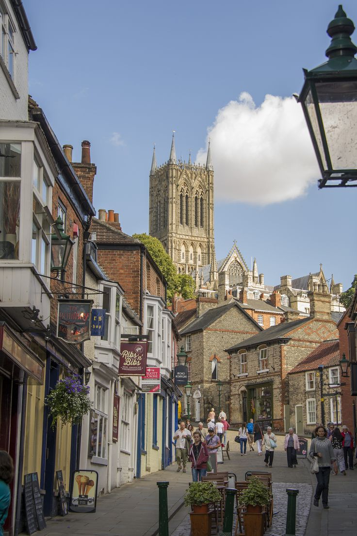 Love this place, great memories. Steep Hill, Lincoln, England