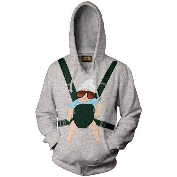 Fancy - The Hangover Baby Hoodie