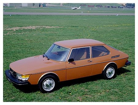 SAAB 900, introduced 1978
