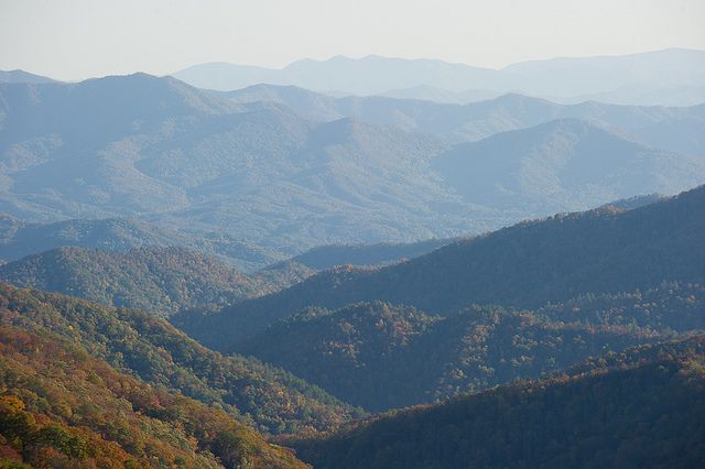 Great Smoky Mountains, NC, Route 441