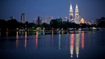 Titiwangsa lake (Kuala Lumpur)