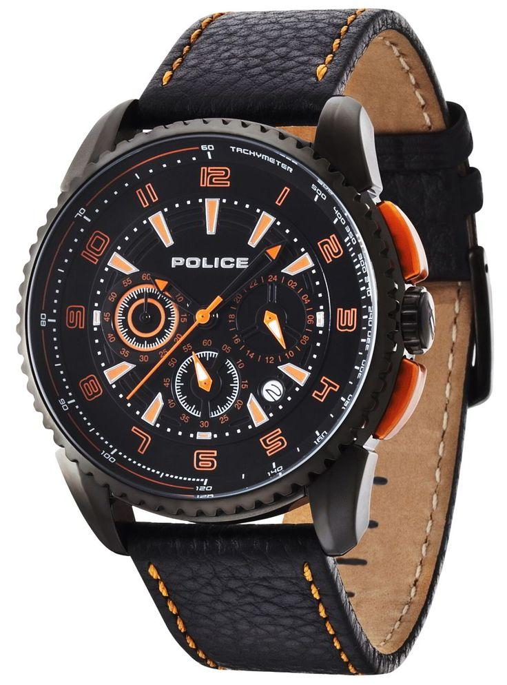 Police Uhr Herren Armbanduhr P13648JSB-02B FLARE schwarz Lederarmband  http://www.uhren-versand-herne.de/police-uhr-herren-armbanduhr-p13648jsb-02b-flare-schwarz-lederarmband.html