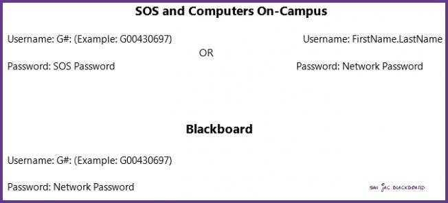sanjac blackboard.com