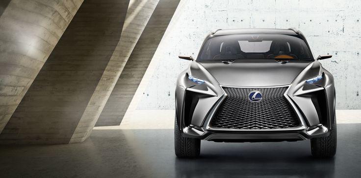 2013 LF-NX. Crossover Distinction. | Lexus i-Magazine 앱 다운로드 ▶ http://www.lexus.co.kr/magazine #ConceptCar #Lexus #FrankfurtMotorShow