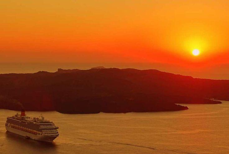 De mooiste uitzichten op een cruiseschip #cruise