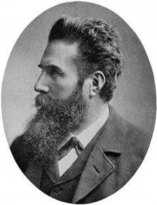 8 novembre 1895 : Röntgen découvre les rayons X http://jemesouviens.biz/?p=3334