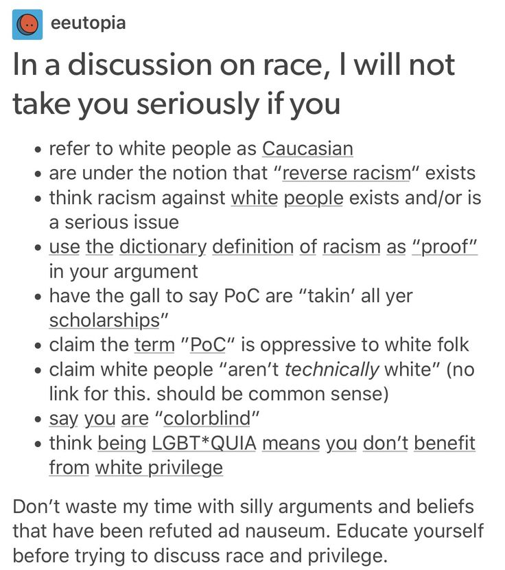 arguments against racism in heart of Arguing against racism  my last comment is obviously not an argument against the left trying to create an equitably prosperous society  since at its heart .
