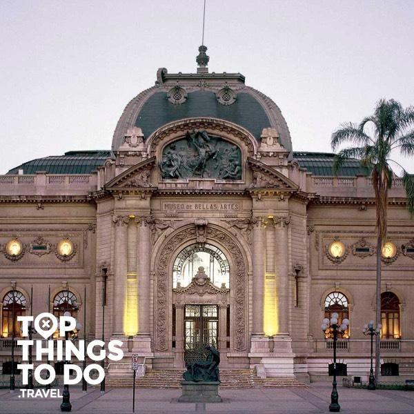 Museos  - Santiago - Chile es un país con mucha historia, cultura y arte. En Santiago podrás encontrar muchos museos para aprender y conocer más sobre esta país.