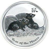 Pert Mint - Lunar Silber Maus 2008