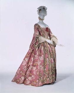 Dress (Robe à la Française)  1750–75