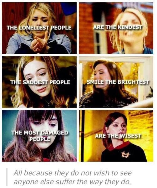 Doctor who companions are the best.
