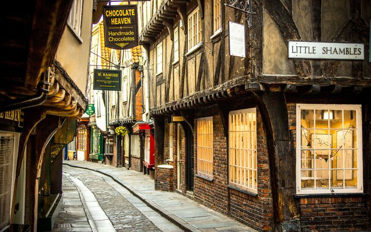 The five most romantic UK city breaks
