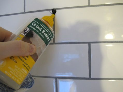 Delightful Sealing Grout On Tile Part 7