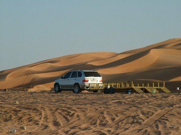Riding in sand | Dubai | UAE